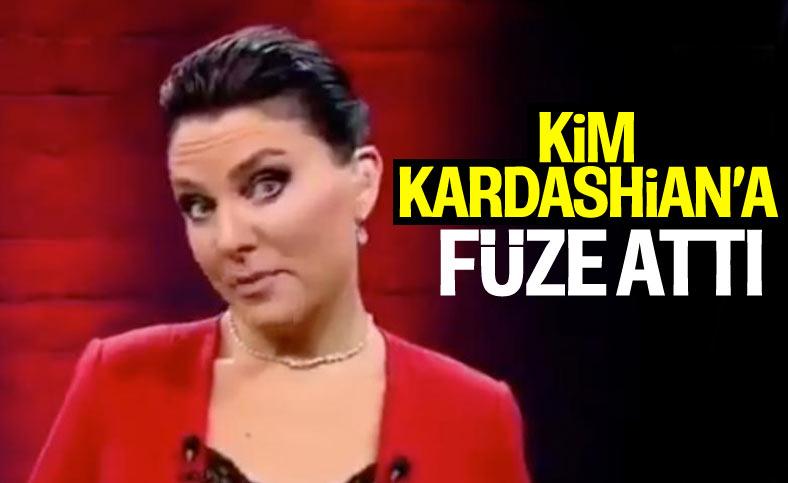 Ece Üner'den Kim Kardashian'a cevap geldi