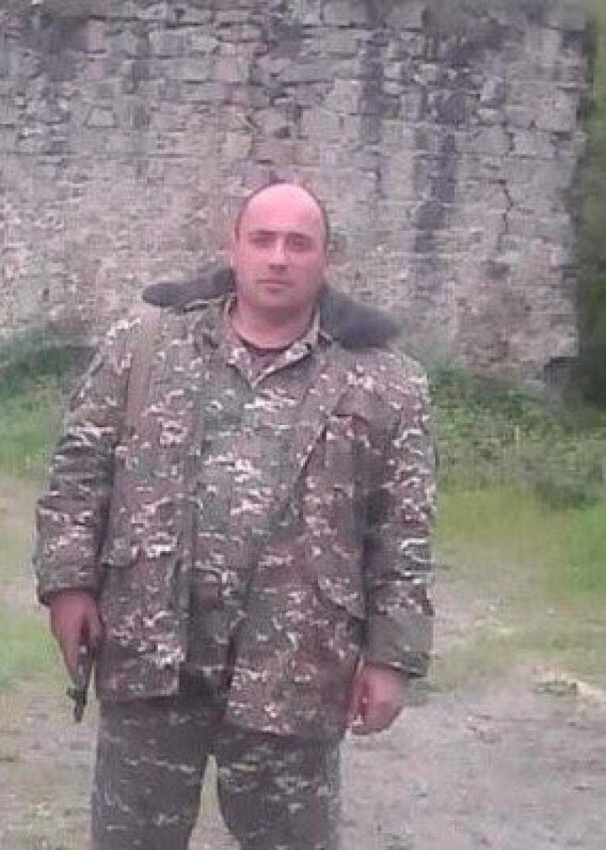 Ermeni komutan etkisiz hale getirildi #1