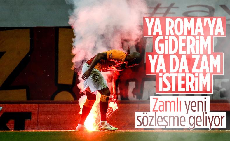 Galatasaray, Marcao'nun sözleşmesini uzatıyor