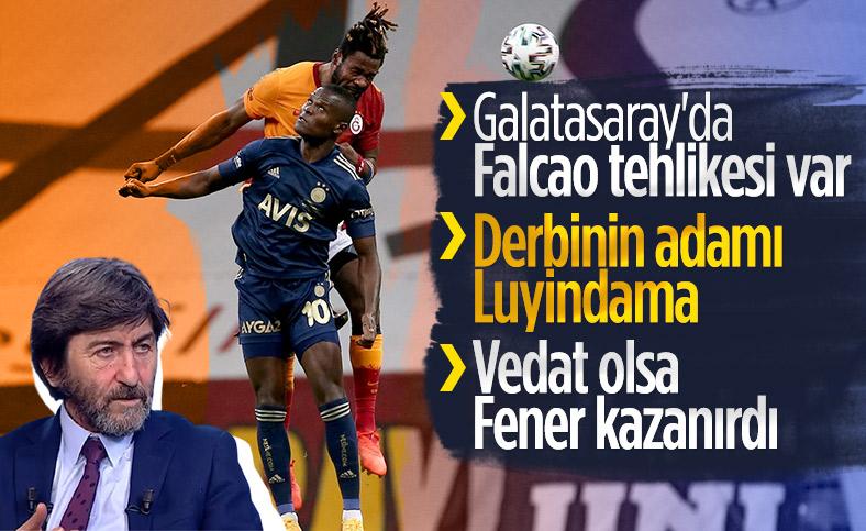 Rıdvan Dilmen: Fatih Terim'in Falcao sorununu çözmesi lazım