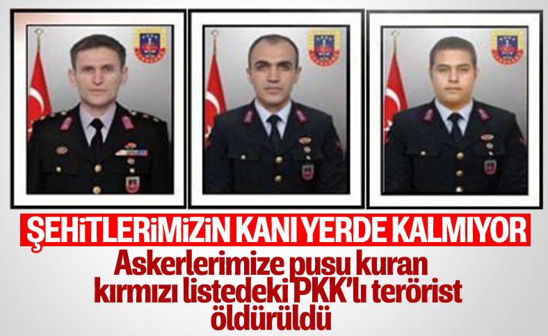 Bakan Süleyman Soylu duyurdu: Kırmızı kategoride aranan terörist etkisiz hale getirildi