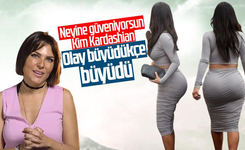 Ece Üner'den, Kim Kardashian'a yönelik sözleriyle ilgili açıklama