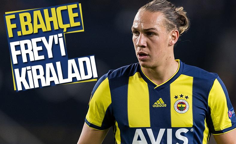 Fenerbahçe Michael Frey'i Waasland-Beveren'e kiraladı