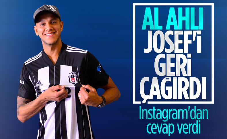 Al Ahli, Josef de Souza'yı geri çağırdı