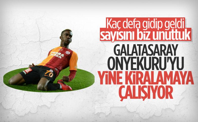 Galatasaray'dan Henry Onyekuru girişimi