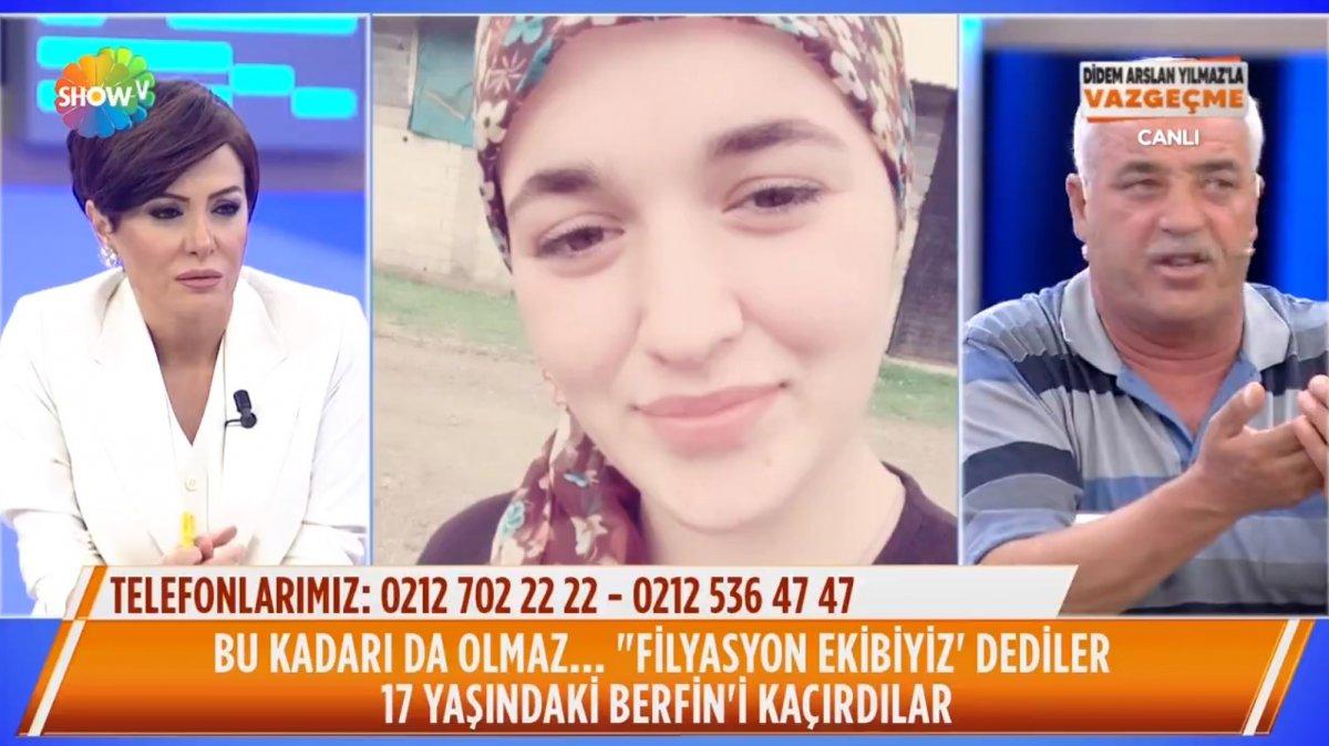 Gaziantep te 17 yaşında bir kız kaçırıldı #1