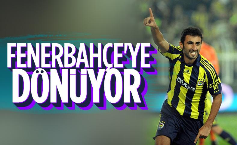 Selçuk Şahin, Fenerbahçe'ye dönüyor
