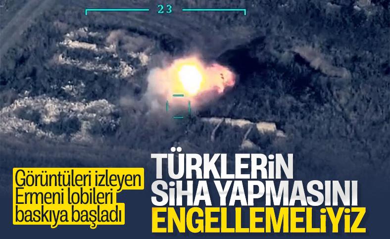 Kanada'daki Ermeni toplumu, İHA teknolojisinde Türkiye'ye ambargo istedi