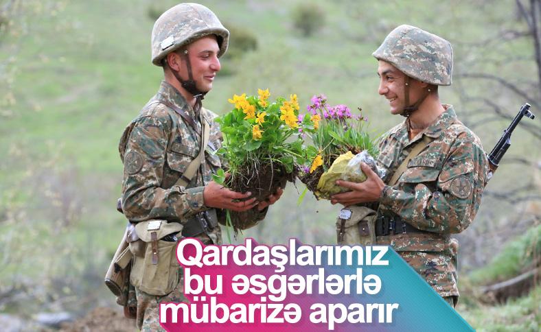 Ermenistan'ın ordusu Azerbaycan karşısında zayıf durumda