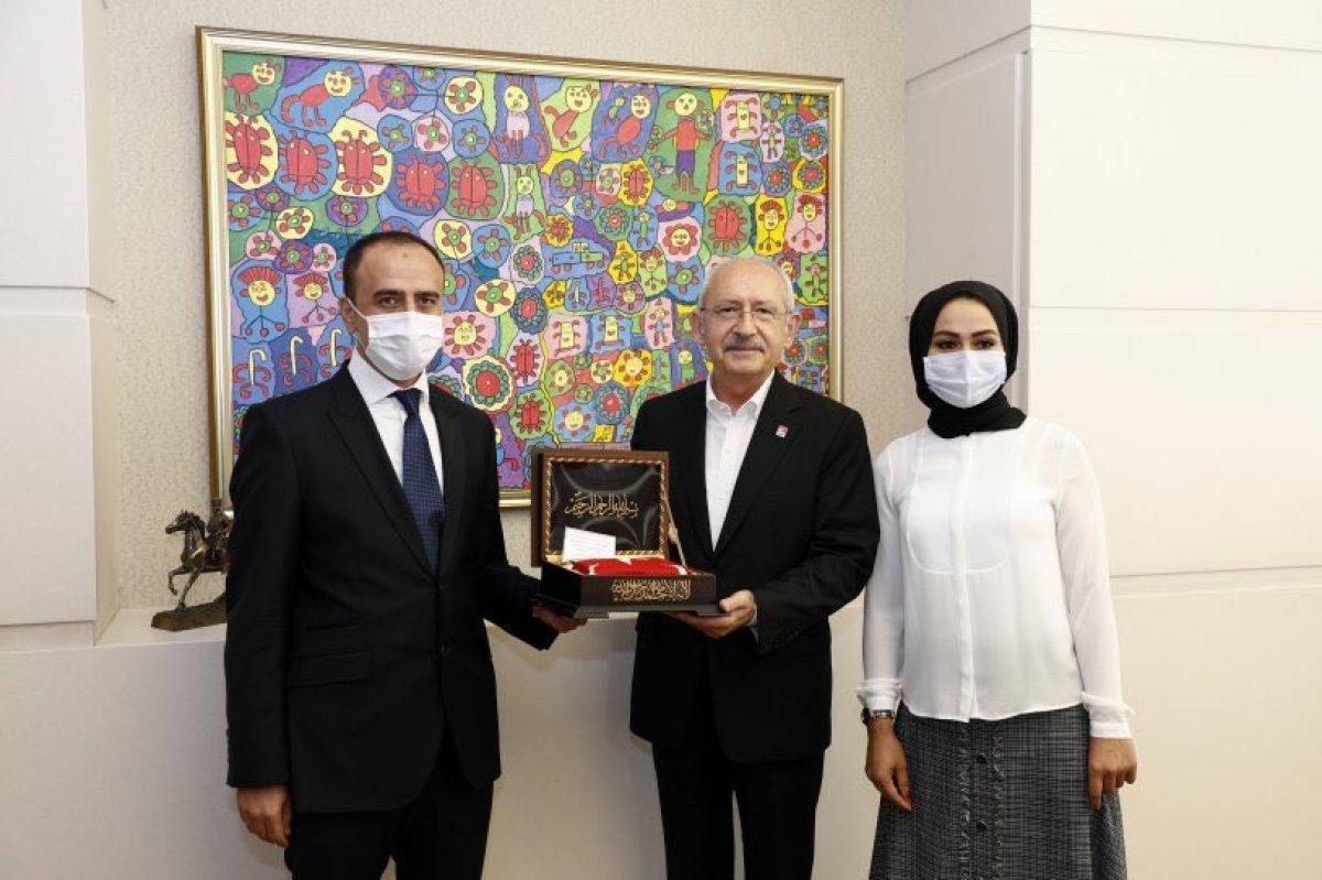 Kemal Kılıçdaroğlu: İnanç üzerinden ayrımcılık yapanı CHP de tutmam  #1