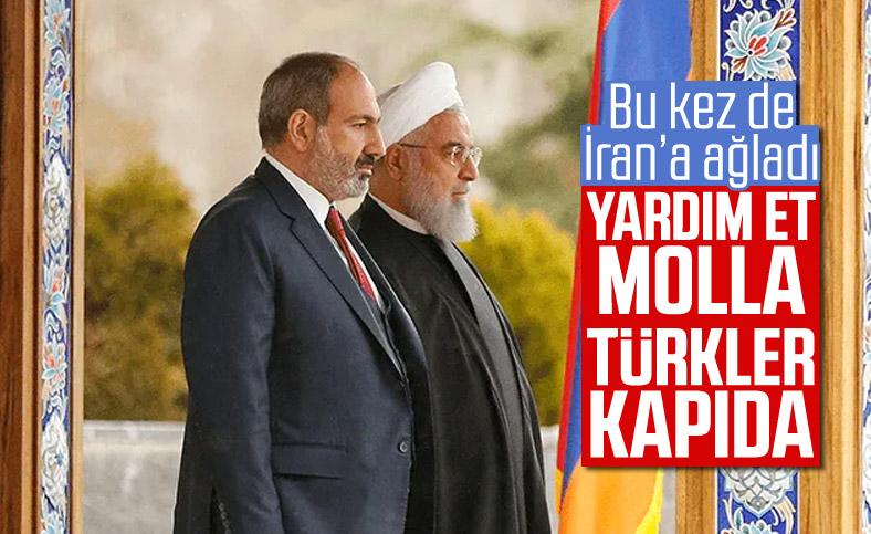 Ermenistan Başbakanı, Türkiye'yi bu kez İran'a şikayet etti