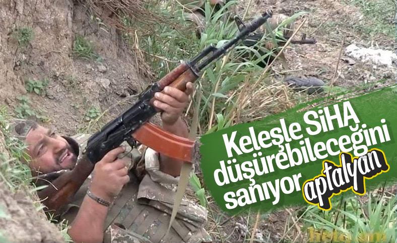Ermenistan SİHA'lara karşı çaresiz