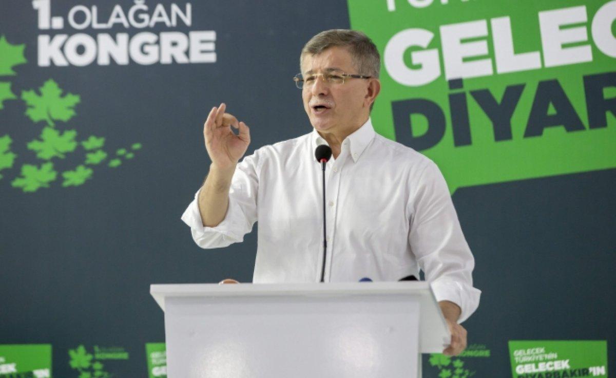 Ahmet Davutoğlu Türkiye nin Suriye politikasını değerlendirdi #1