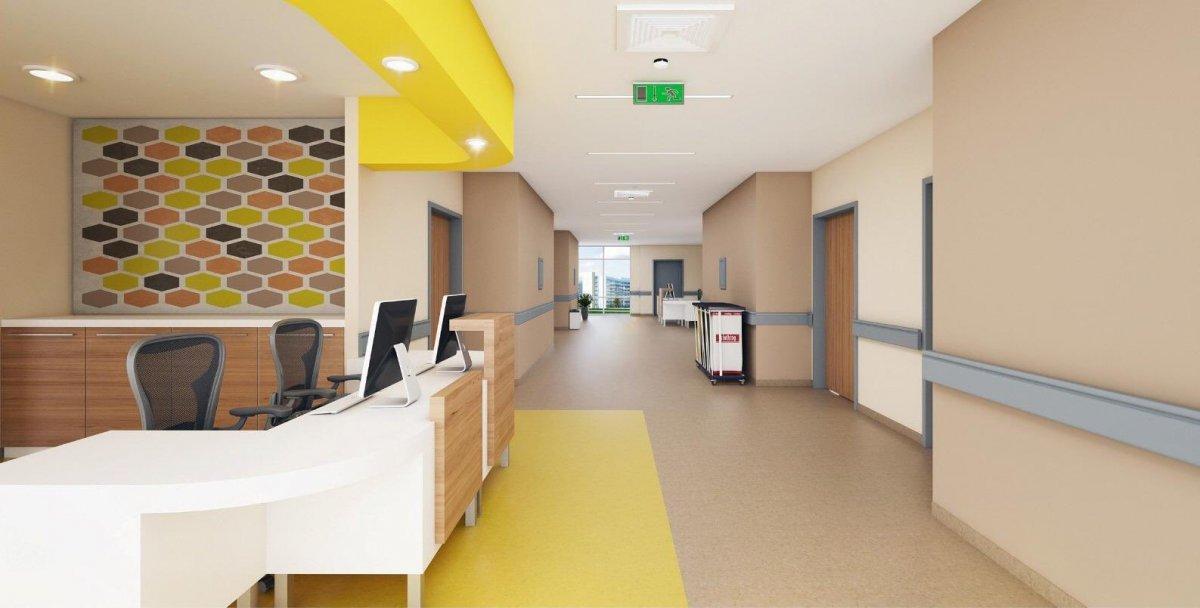 Konya Şehir Hastanesi nin tüm özellikleri #2