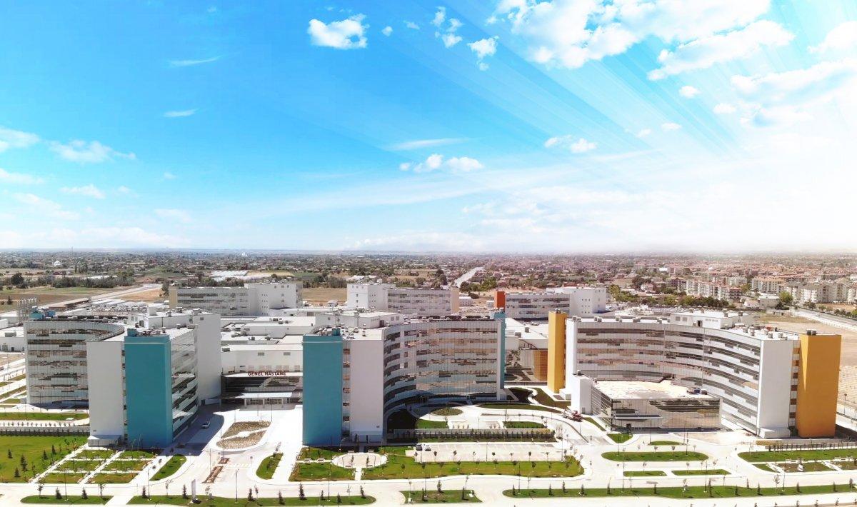Konya Şehir Hastanesi nin tüm özellikleri #4
