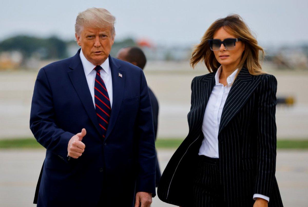 Trump, koronaya yakalandı #2