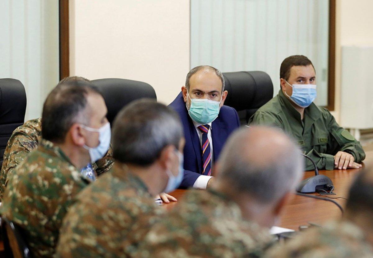 Ermenistan Başbakanı Nikol Paşinyan Türkiye yi soykırımla suçladı #1