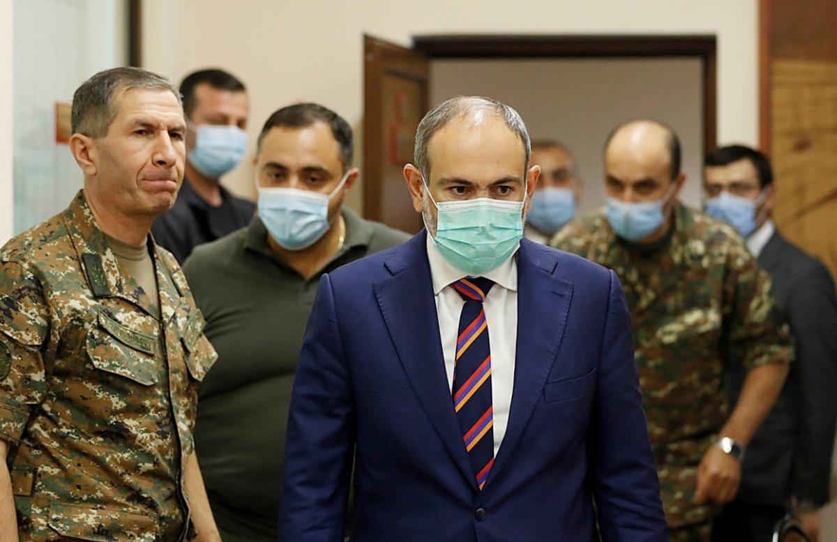 Ermenistan Başbakanı Nikol Paşinyan Türkiye yi soykırımla suçladı #2
