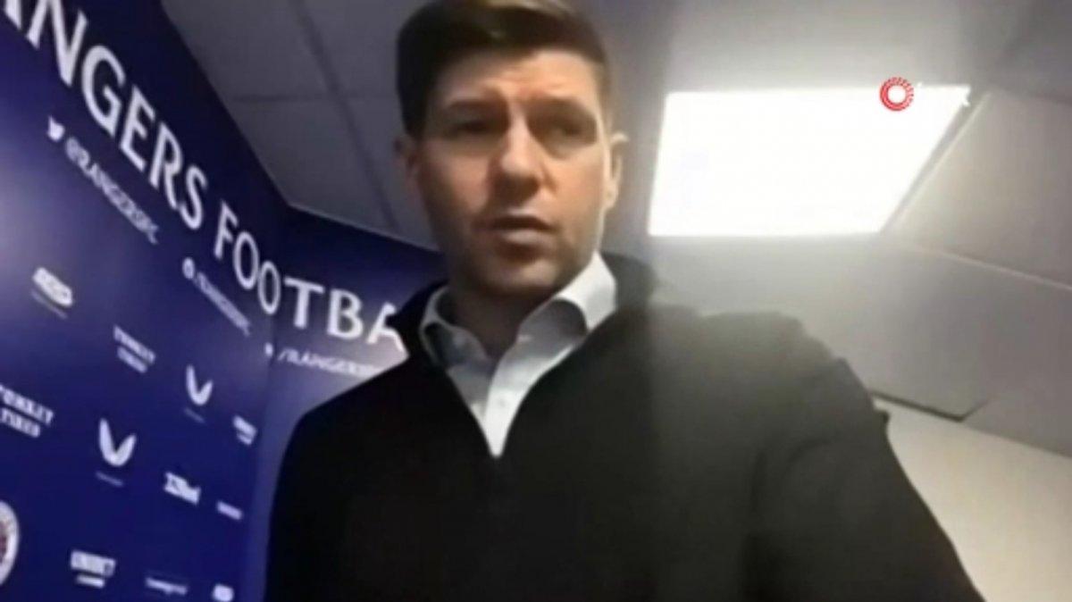 Steven Gerrard: Galibiyeti hak ettik #1