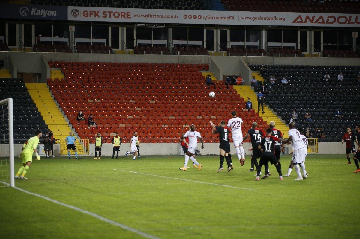 Gaziantep ile Trabzonspor berabere kaldı #1