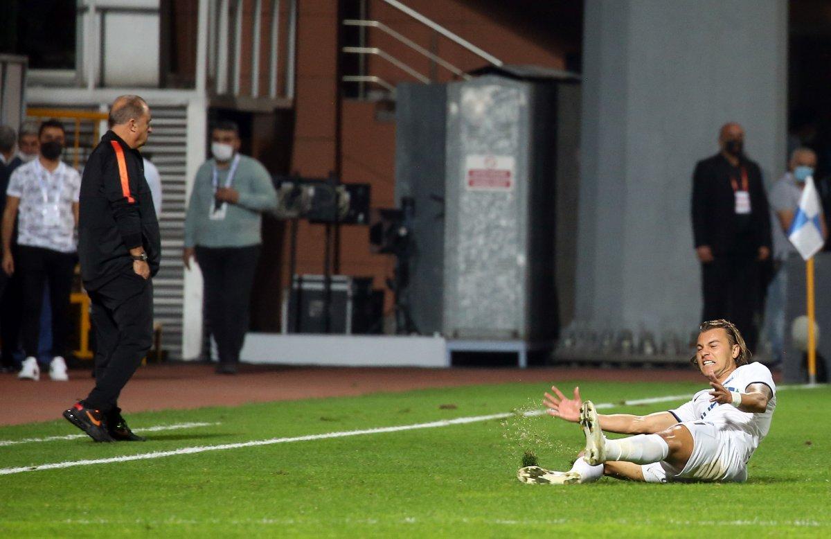 Yusuf Erdoğan dan jeneriklik gol #2