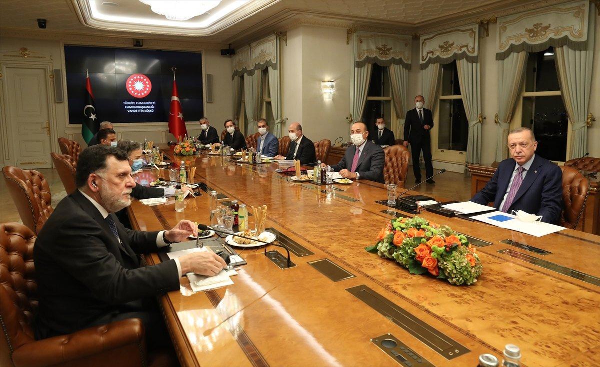 Libya nın refahı için her desteği vereceğiz #1