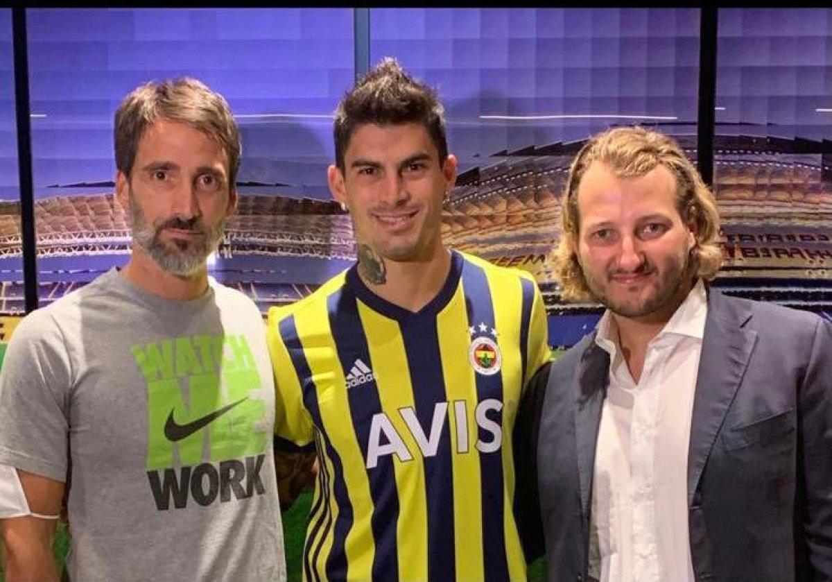 Fenerbahçe nin son gün transferleri #3