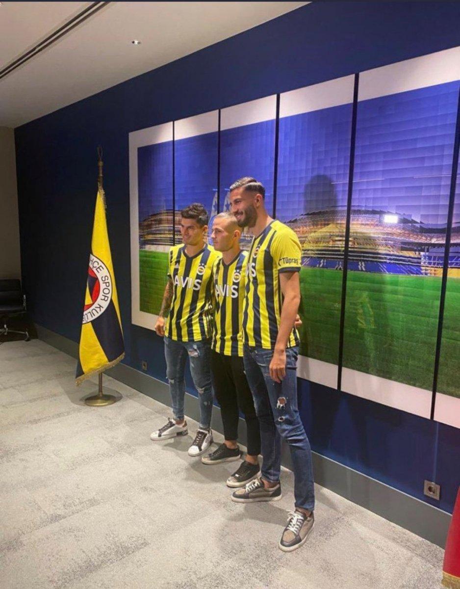 Fenerbahçe nin son gün transferleri #4