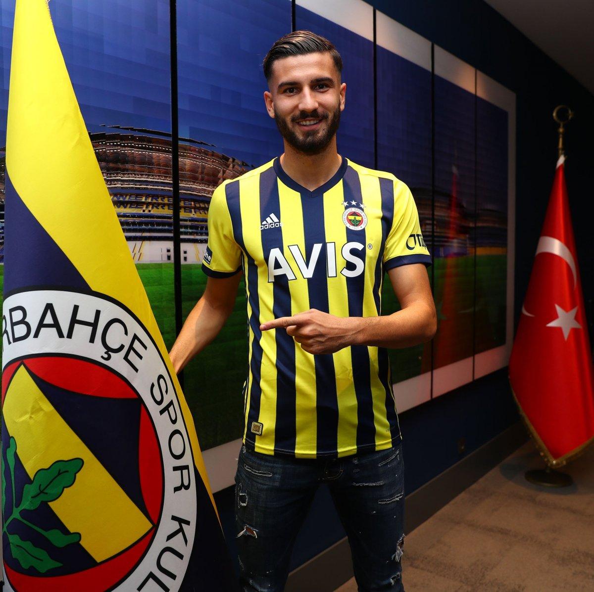 Fenerbahçe nin son gün transferleri #1