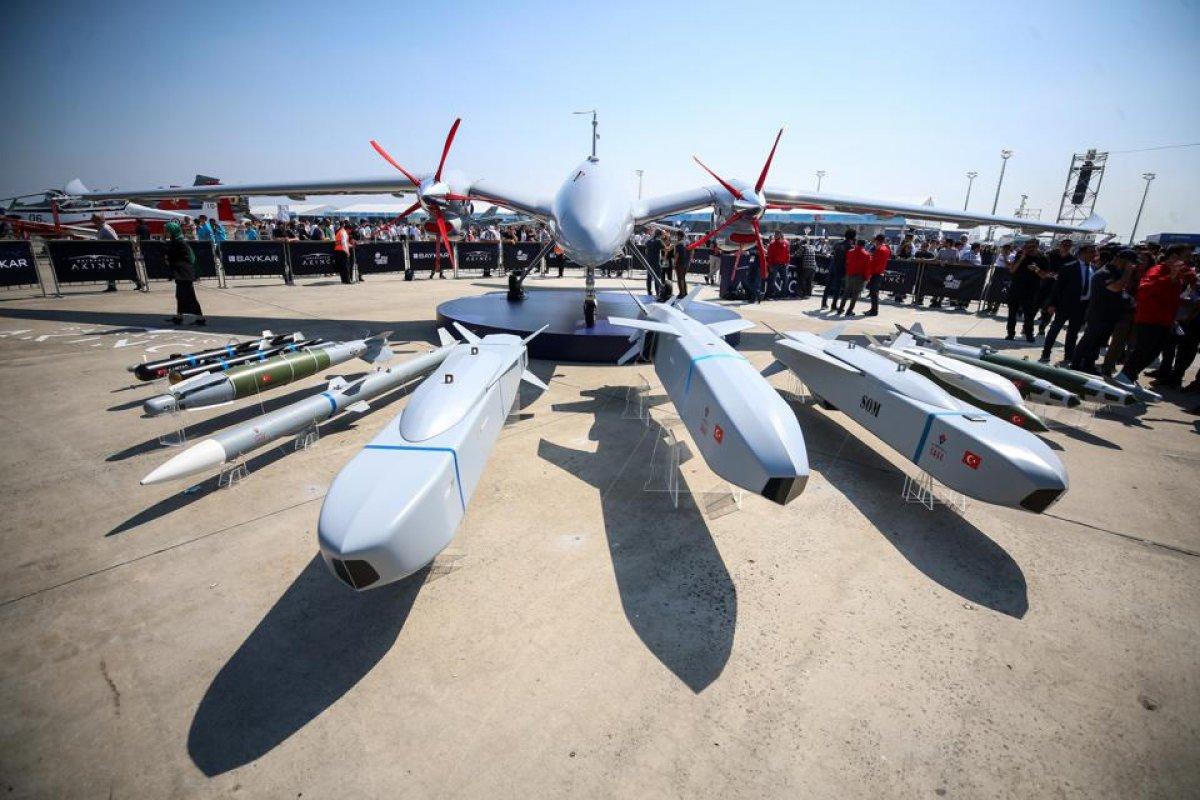 Türk drone larının başarısı Forbes'un gündeminde #2