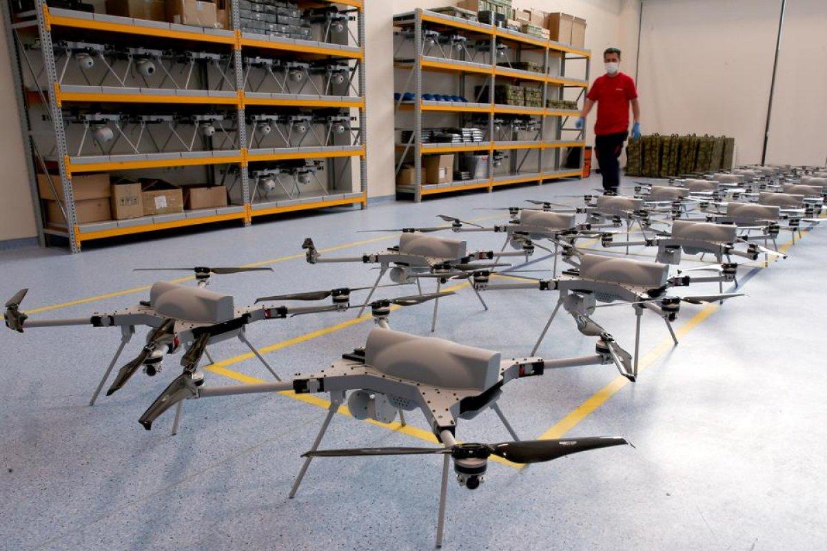 Türk drone larının başarısı Forbes'un gündeminde #4