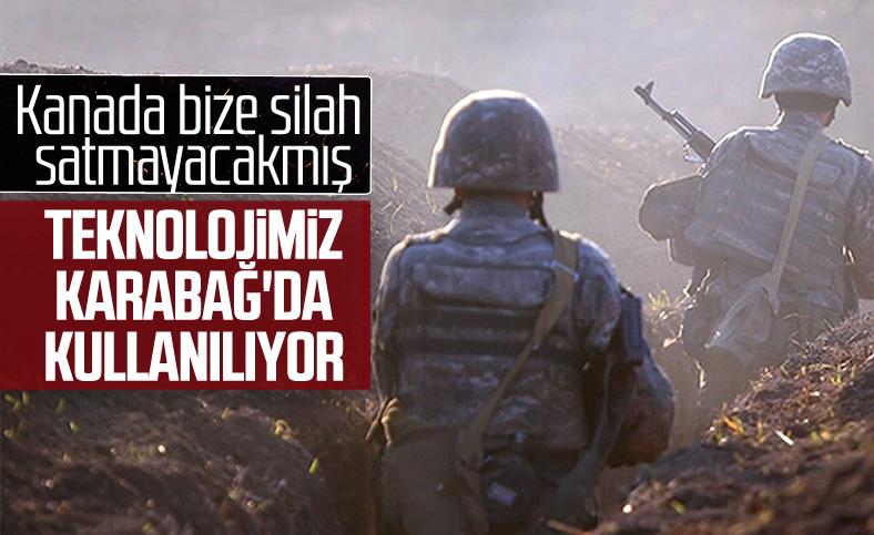 Kanada, Türkiye'ye silah ihracatını durdurdu