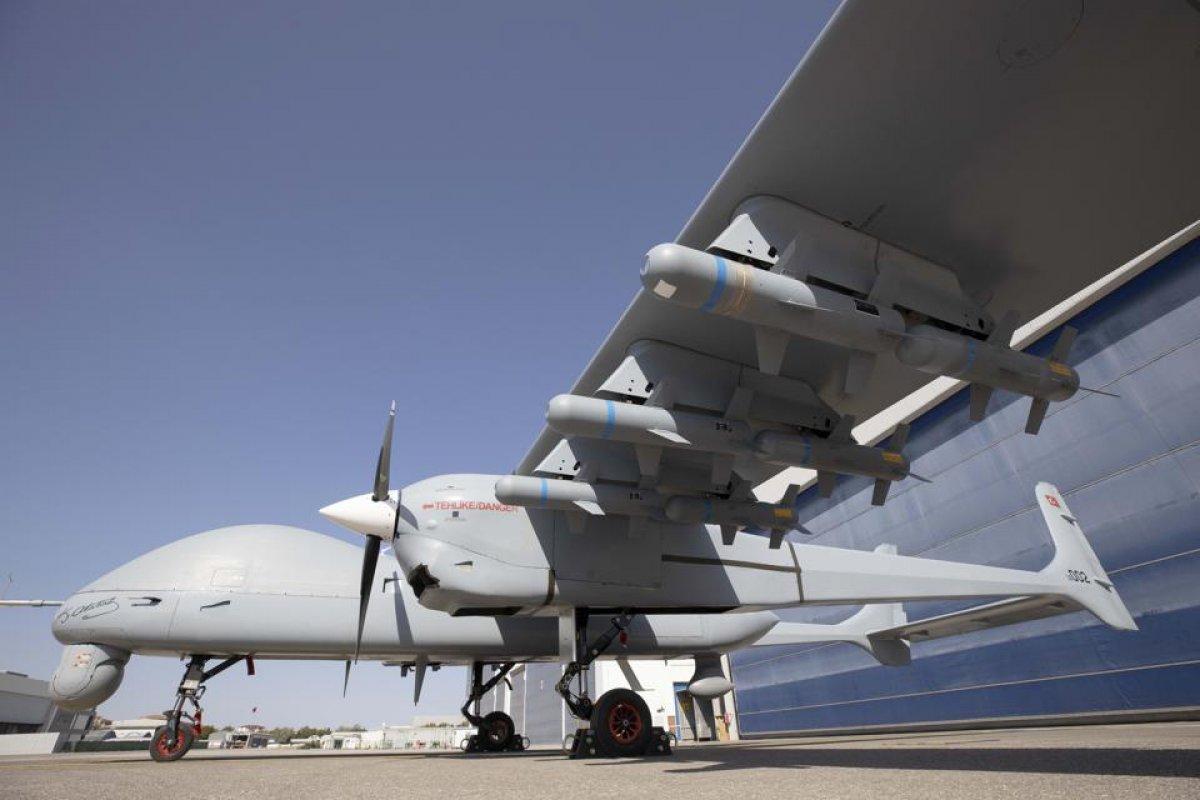 Türk drone larının başarısı Forbes'un gündeminde #3