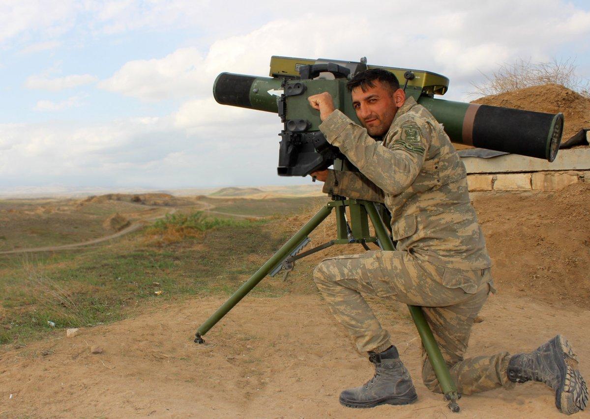 11 Ermeni zırhlısını imha eden Azerbaycan askeri: Tahir Misirkhanov #2