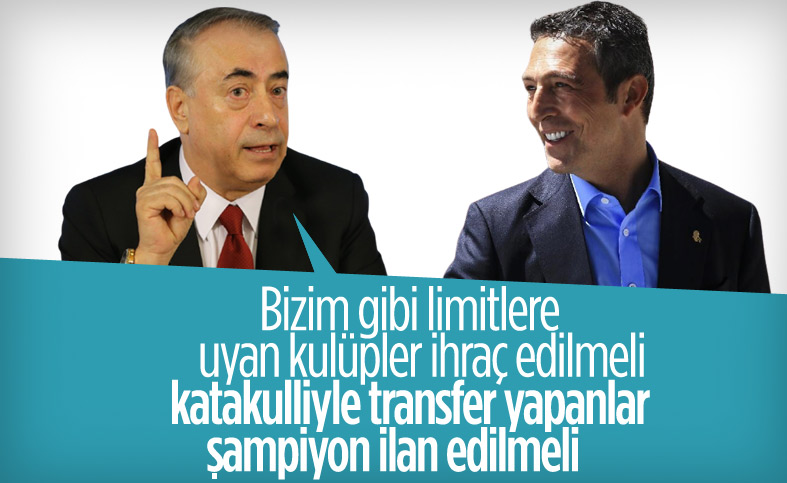 Mustafa Cengiz: Galatasaray asla yanlış yollara sapmaz
