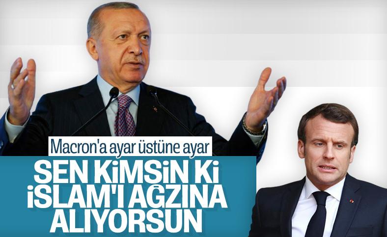Cumhurbaşkanı Erdoğan, Camiler ve Din Görevlileri Haftası programında