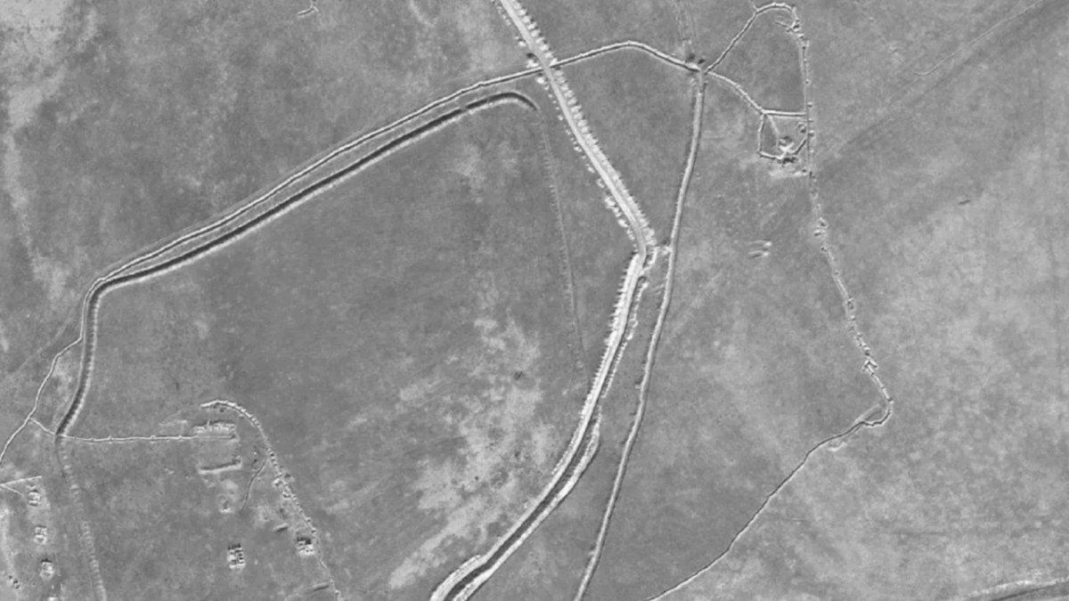 Ermenistan Azerbaycan ordusundan kaçmak için hendek ve tünel kazdı  #3