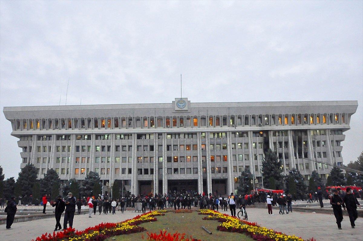 Dışişleri Bakanlığı ndan Kırgızistan a seyahat uyarısı #1