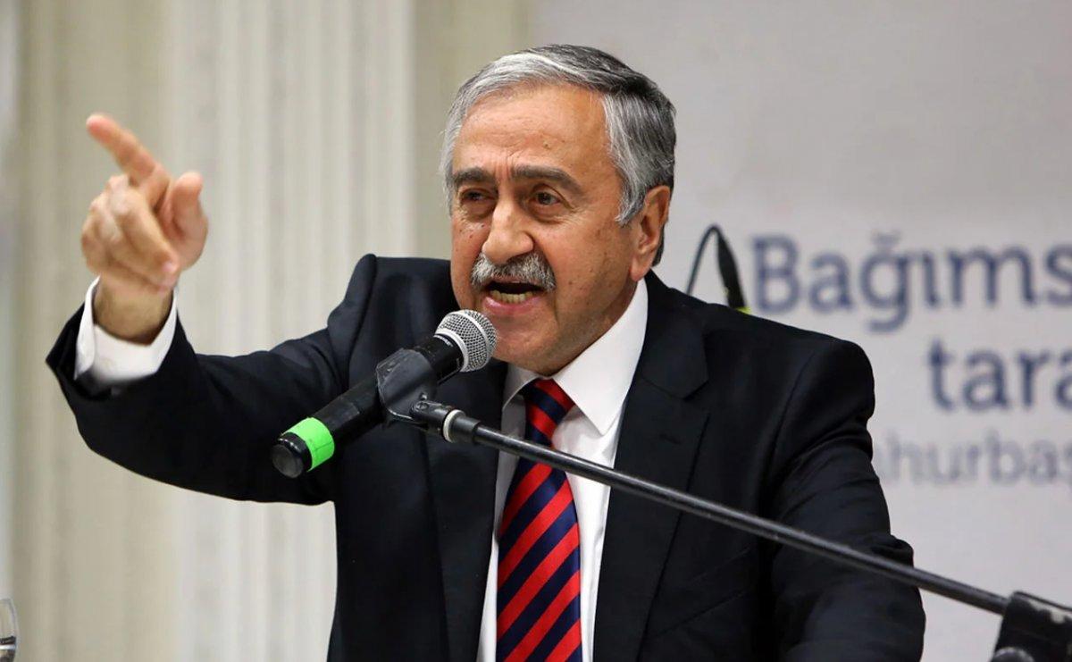 KKTC Cumhurbaşkanı Mustafa Akıncı: Seçim malzemesi yapılması yanlış #1
