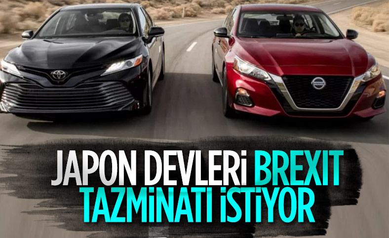 Nissan ve Toyota, Brexit konusunda İngiltere'yi uyardı
