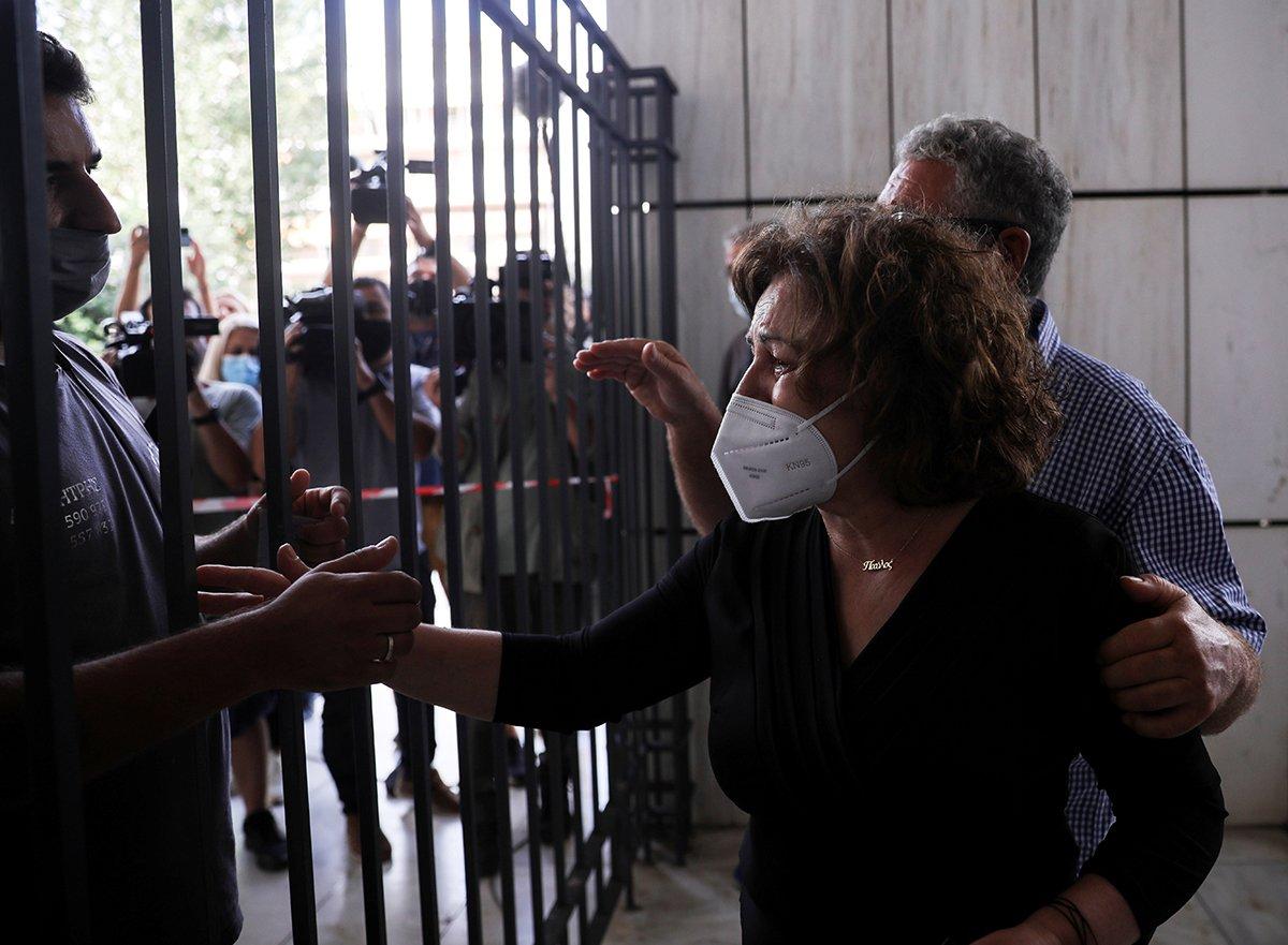 Yunanistan mahkemesi: Altın Şafak Partisi suç örgütüdür #2