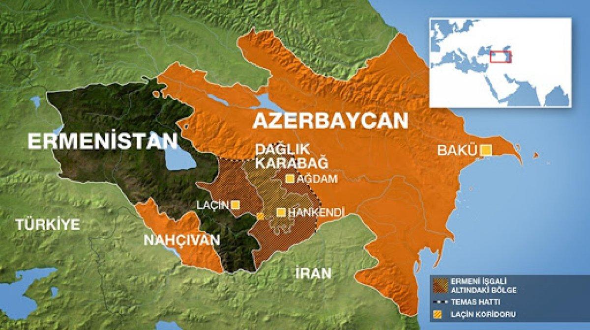 Azerbaycan, Ermenistan'a karşı 2. dalga operasyonu başlattı