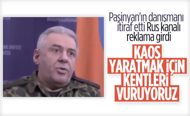 Paşinyan'ın danışmanı katliam planını açıkladı