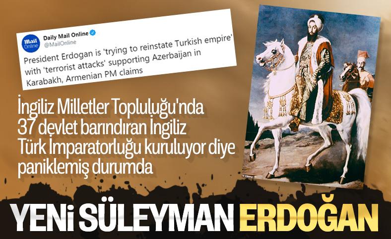 Paşinyan: Erdoğan, Türk imparatorluğunu yeniden kurmaya çalışıyor