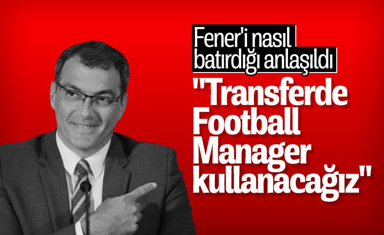 Damien Comolli: Transferde Football Manager'i kullanacağız