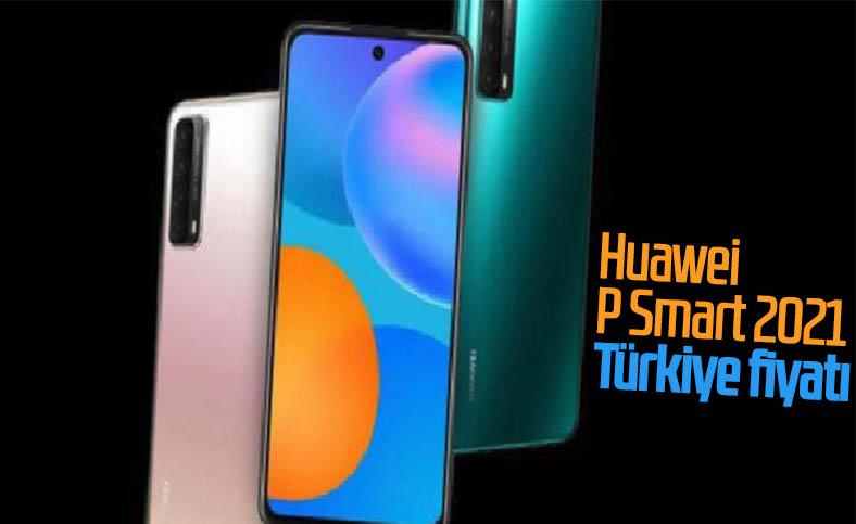 Huawei P Smart 2021'in Türkiye fiyatı belli oldu