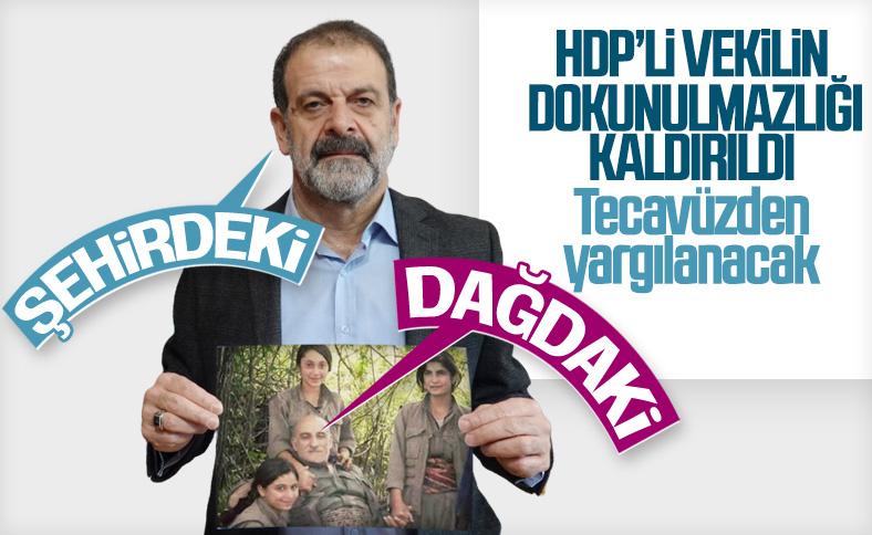 HDP'li Tuma Çelik'in dokunulmazlığı kaldırıldı