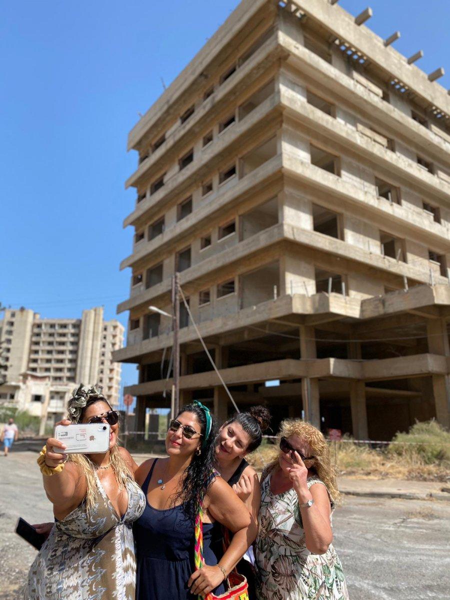 46 yıldır kapalı olan Maraş sahili açıldı #6
