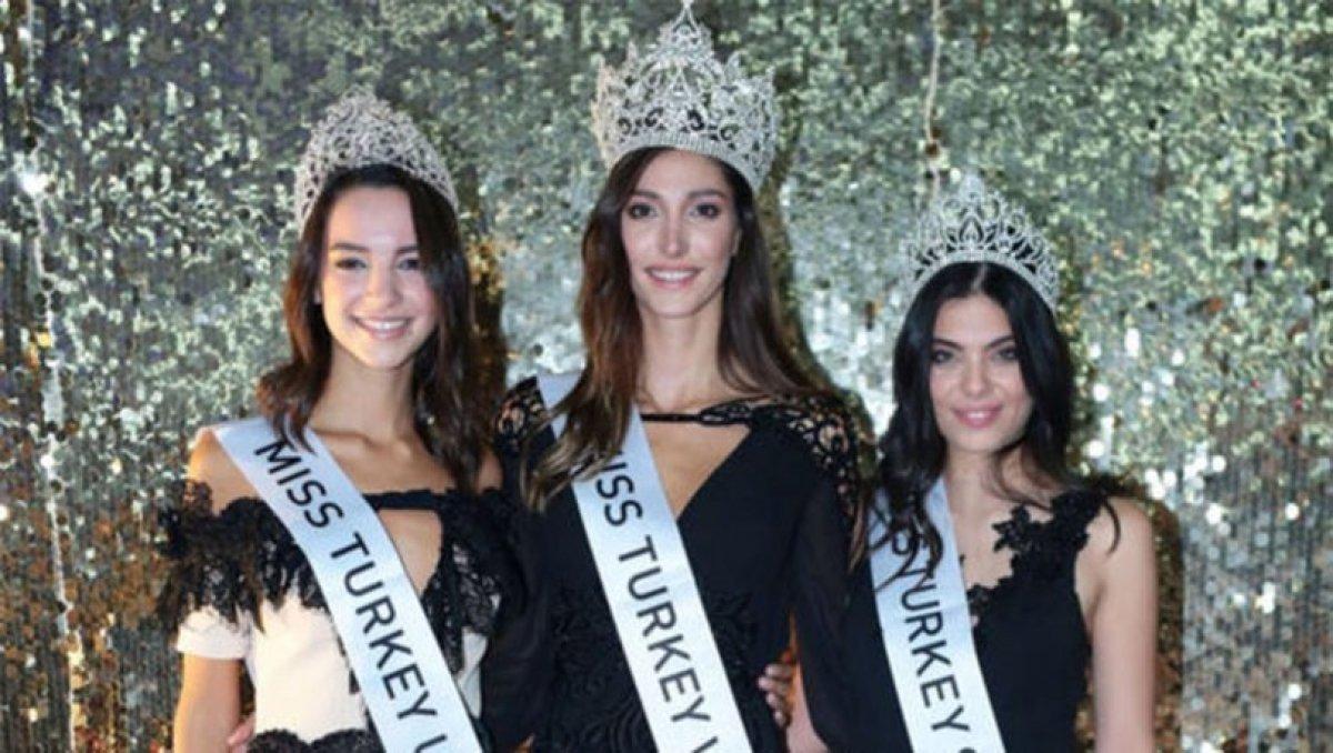 Miss Turkey Kimdir Bayan Şevval Şahin?  Sevgilisi Yiğit Marcus Aral kimdir?  # 6