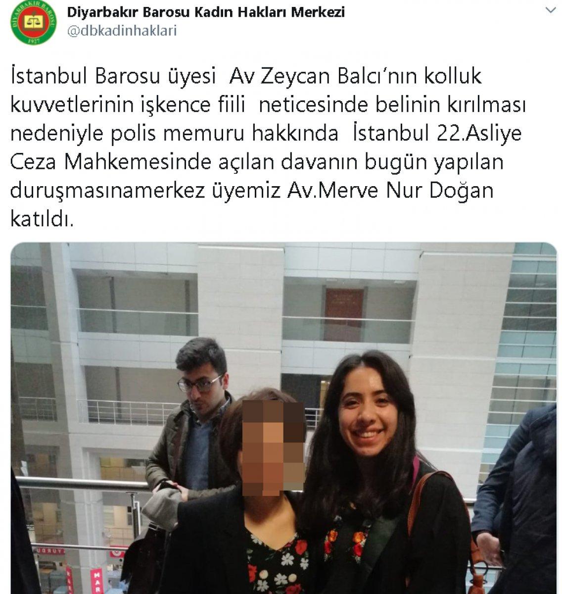 Kırmızı kategorideki teröristin sağ kolu Diyarbakır barosu avukatı çıktı #3